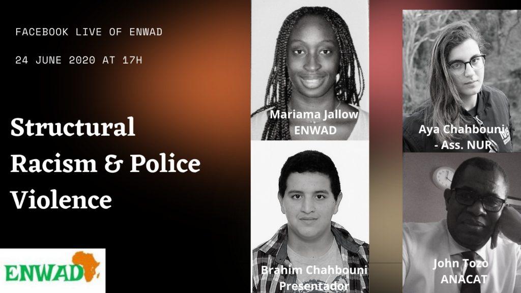 Structural Racism & Police Violence