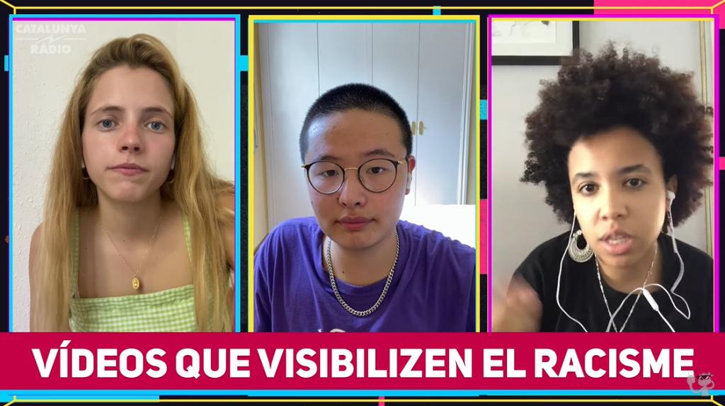Afrobanyolina joins Catalunya Ràdio
